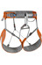 Mammut Unisex Zephir Altitude Seat Harnesses dark orange